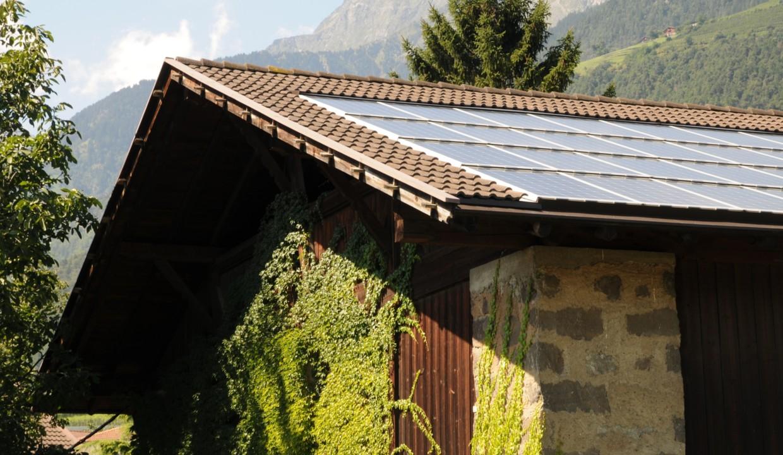 Erneuerbare energie in südtirol südtirol solar in lana